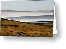West Yorkshire Moors Greeting Card