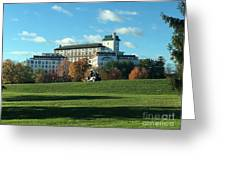 Westchester Country Club Greeting Card