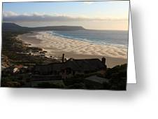 Western Cape South Africa Greeting Card