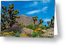 Western Grand Canyon Area Greeting Card