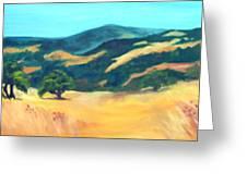 Western Hills Greeting Card
