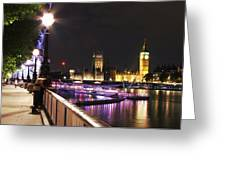 Westminster Embrace Greeting Card