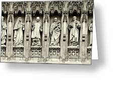 Westminster Martyrs Memorial - 1 Greeting Card