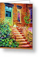 Westmount Home Greeting Card