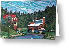 Westport Cove Greeting Card