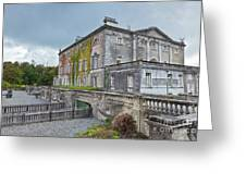 Westport House Greeting Card