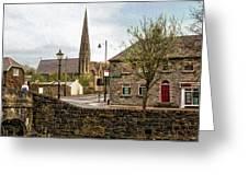 Westport Town Greeting Card