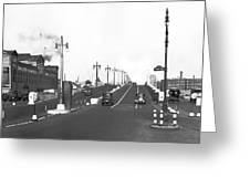 Westside Express Highway In Ny Greeting Card