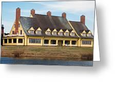Whalehead Club Greeting Card
