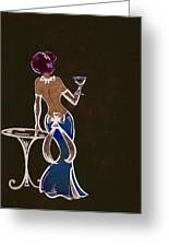 What Are You Doing New Years Eve? Greeting Card