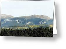 Wheeler From Bobcat Pass Greeting Card