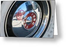 Wheels Greeting Card