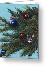 Where Is Santa Greeting Card