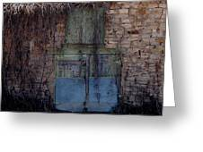 Where It Happened Greeting Card