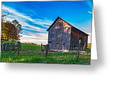 Where Silence Lives Greeting Card
