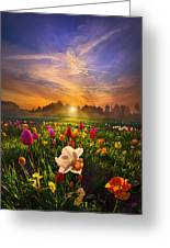 Wherever The Journey Takes Us Greeting Card