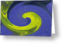 Whirlpool 4 Greeting Card