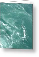 Whirlpools Greeting Card