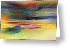 Whirlwind Greeting Card