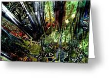 Whispers Of The Forest Greeting Card