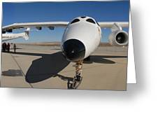 White Knight 2 Edwards Air Force Base Greeting Card