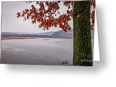 White Lake Greeting Card