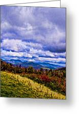 White Mountains Greeting Card