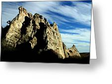 White Rocks Greeting Card