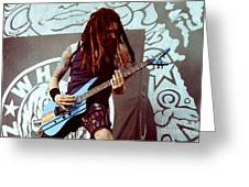 White Zombie 93-jay-0349 Greeting Card