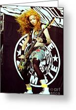 White Zombie 93-sean-0337 Greeting Card
