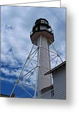 Whitefish Point Lighthouse II Greeting Card