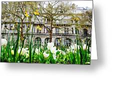 Whitehall Gardens Greeting Card