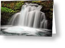 Whitehorse Falls 2 Greeting Card