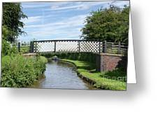Whitley Bridge Greeting Card