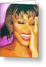 Whitney Greeting Card