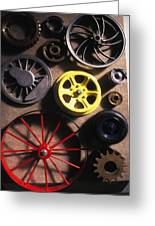Who Invented The Wheel? Greeting Card
