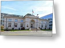 Wichita Carnegie Library Greeting Card