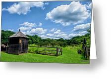 Wick Farm Greeting Card