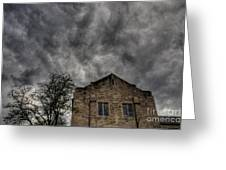 Wicked Sky Greeting Card