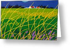 Wicklow Meadow Ireland Greeting Card