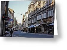 Wiesbaden 1 Greeting Card