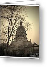 Wiesbaden Germany Greeting Card