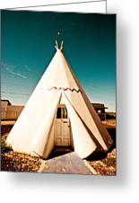 Wigwam Room #3 Greeting Card