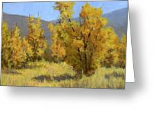 Wild Autumn Greeting Card