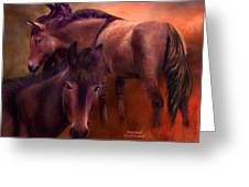 Wild Breed Greeting Card
