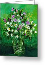 Wild Flowers 450150 Greeting Card