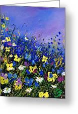 Wild Flowers 560908 Greeting Card
