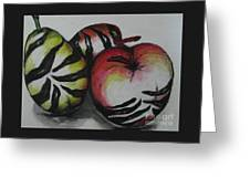 Wild Fruits  Greeting Card