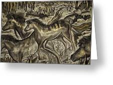 Wild Horse Cavern Greeting Card