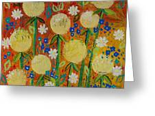 Wild Meadow Greeting Card